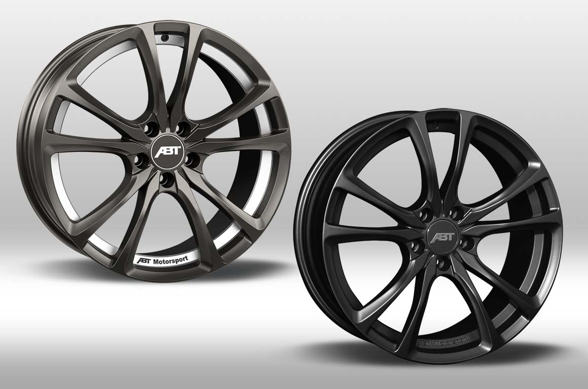 VW transporter ABT wheels