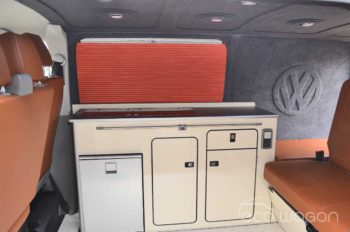 VW Transporter Custom Blinds