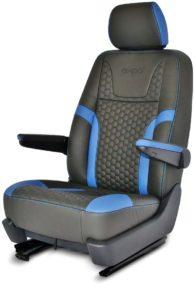 VW Transporter Custom Leather Swivel Seats