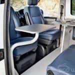 VW Transporter Flexible Interior