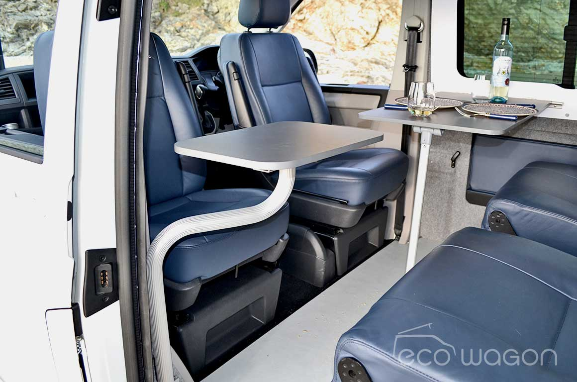 VW Transporter Flexible Interior