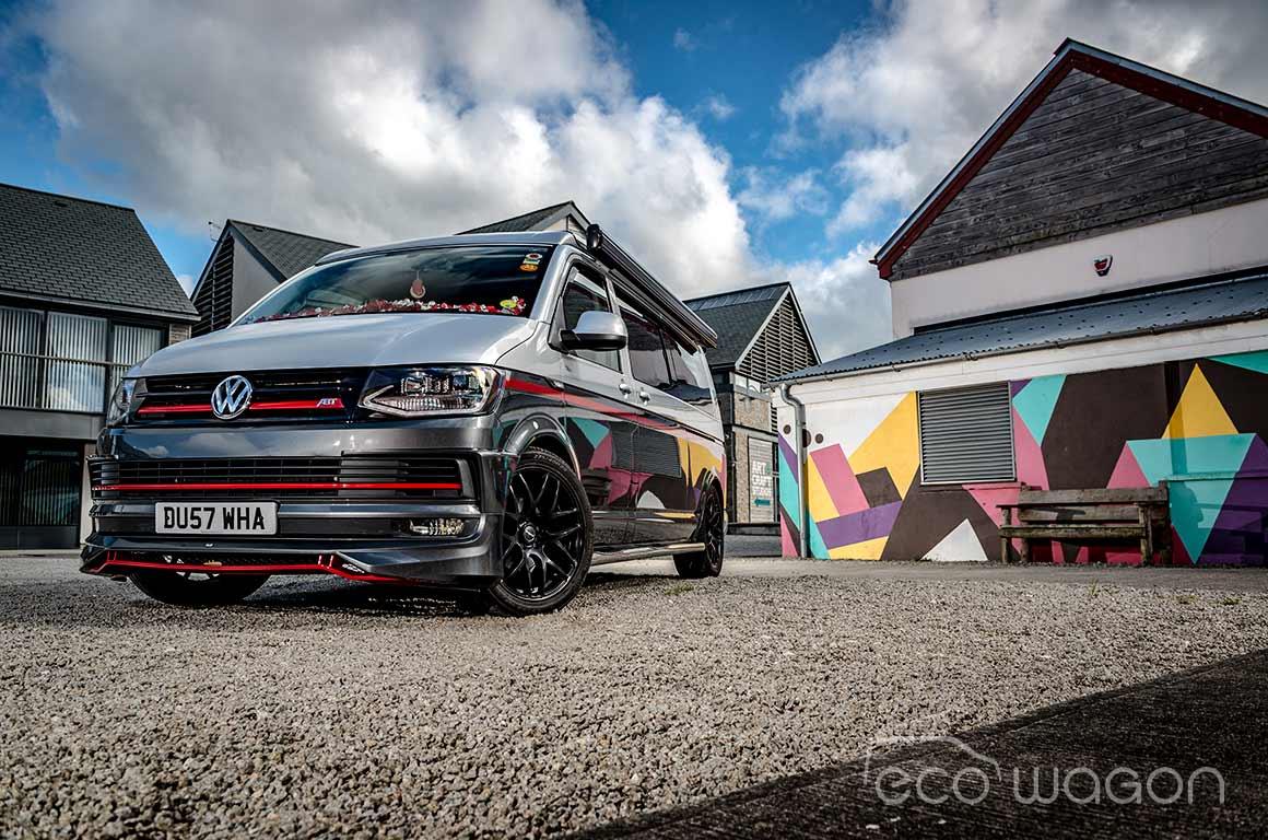VW Campervans Cornwall