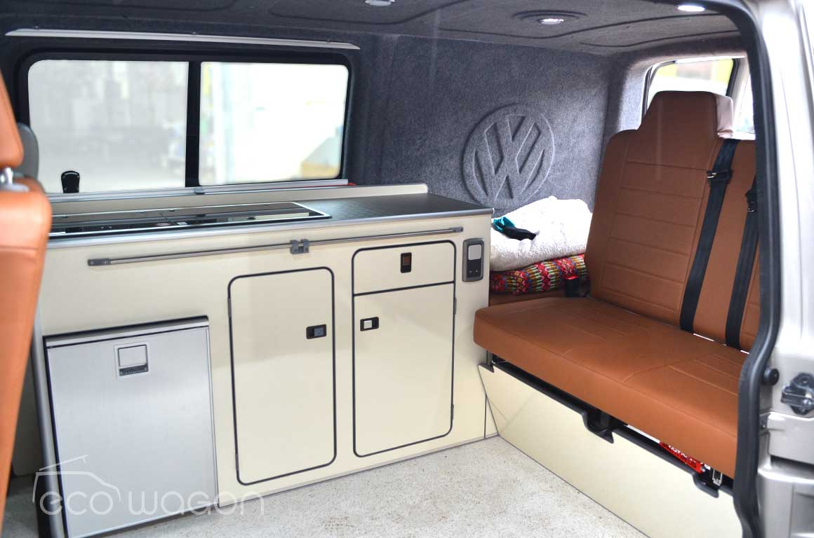 Volkswagen Combo Conversion
