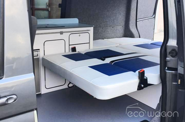Volkswagen Transporter Full Size Bed