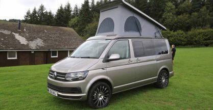 Camper Van Conversions South West