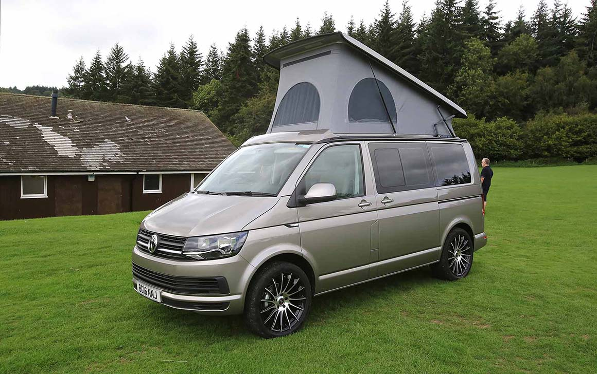 Camper Van Conversions South West