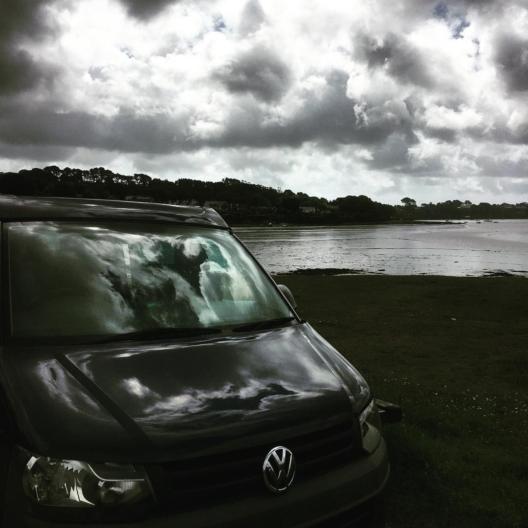 Cloudy Day Campervan