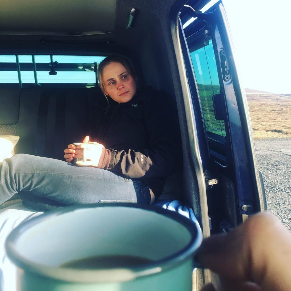 Cuppa In Campervan