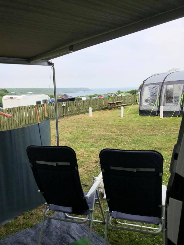 Ecowagon campervan awning