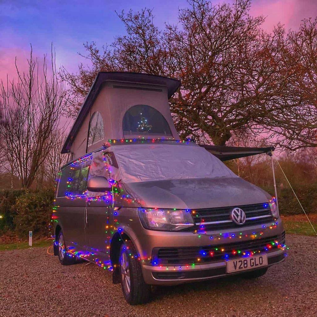 Ecowagon Vw Customer Adventures Christmas