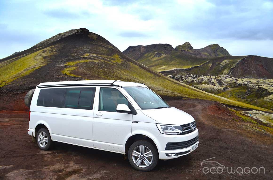 Icelandic Camper Van Trip
