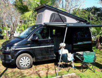 Seville Vw Camper Trip 1