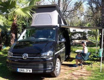 Seville Vw Camper Trip 2