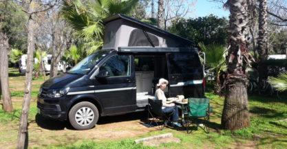 Seville Vw Camper Trip 4