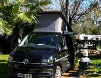 Seville Vw Camper Trip 5