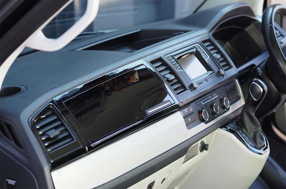 Van-x T6 comfort dash