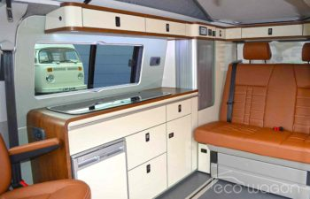 VW Transporter Amazing Conversion