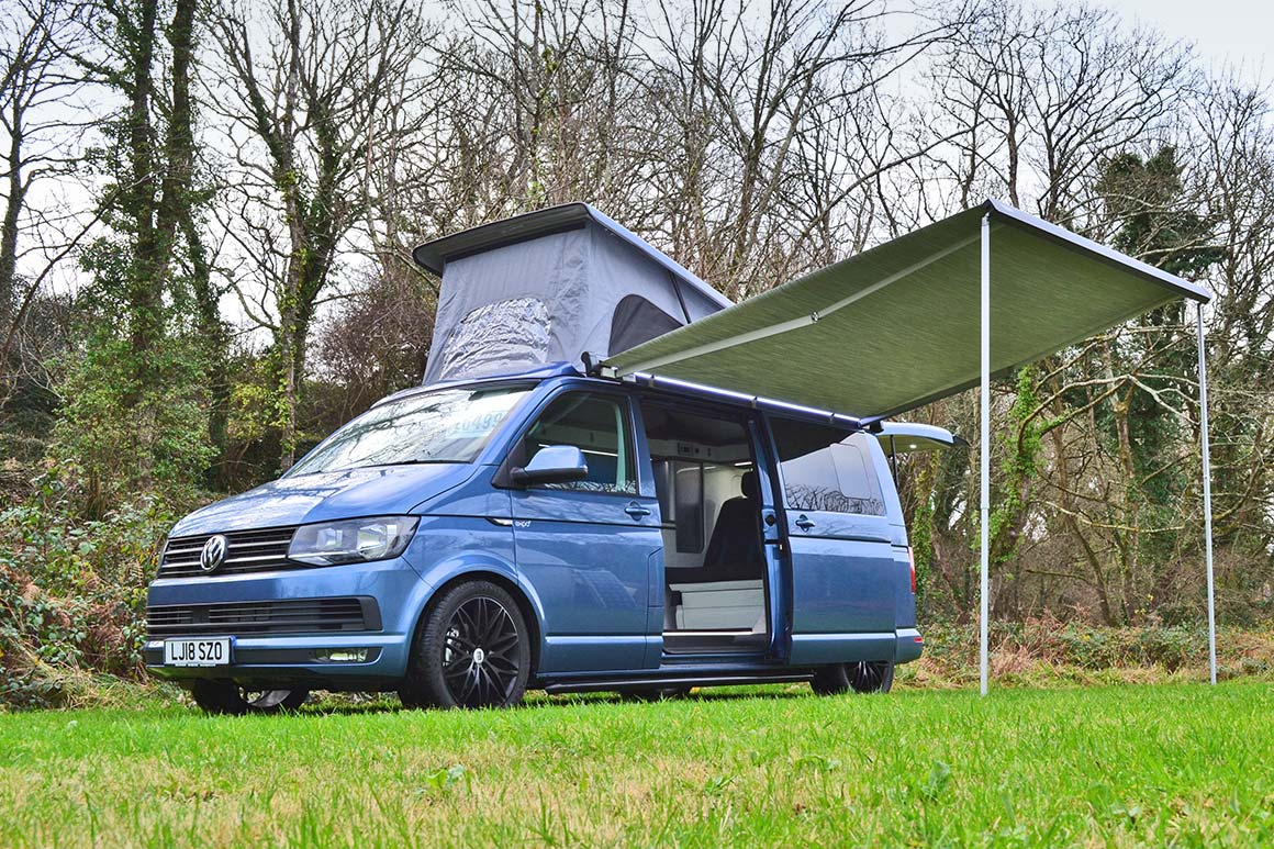 VW T6 Conversion For Sale 2018 Cornwall 1