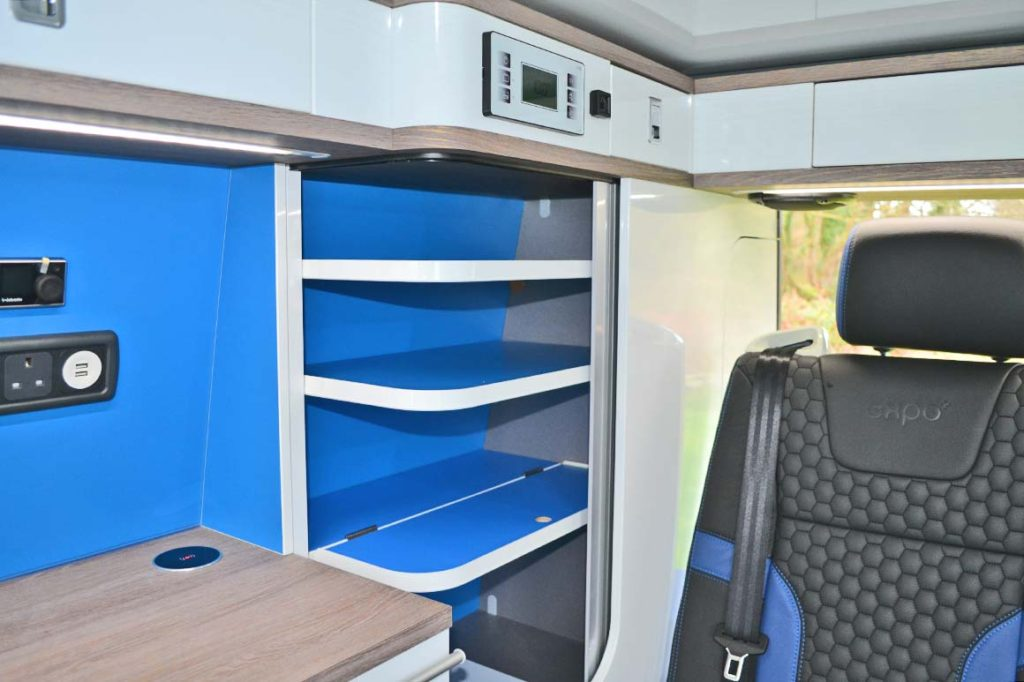VW T6 Conversion For Sale 2018 Cornwall 11