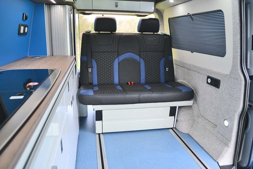 VW T6 Conversion For Sale 2018 Cornwall 13
