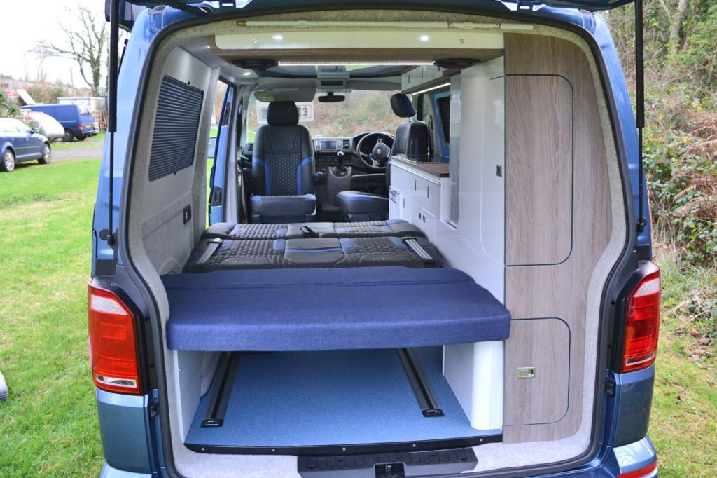 VW T6 Conversion For Sale 2018 Cornwall 17