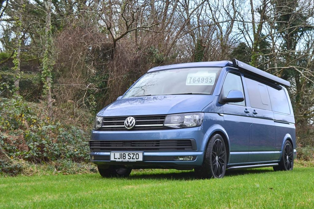 VW T6 Conversion For Sale 2018 Cornwall 2