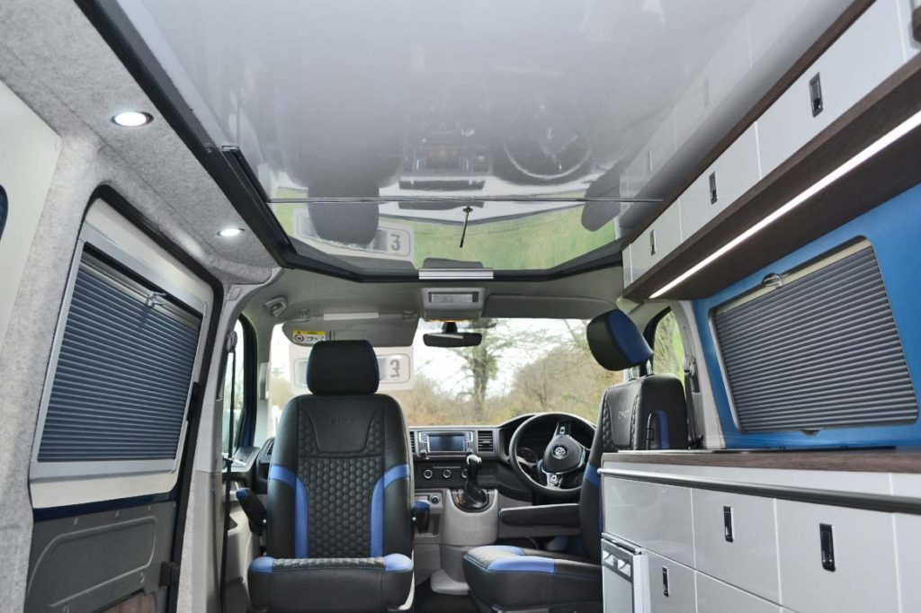 VW T6 Conversion For Sale 2018 Cornwall 21