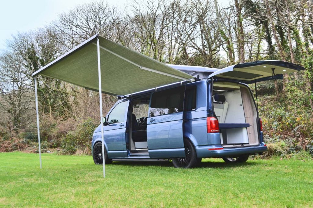 VW T6 Conversion For Sale 2018 Cornwall 22