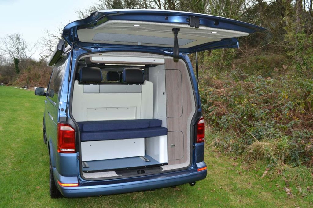 VW T6 Conversion For Sale 2018 Cornwall 5