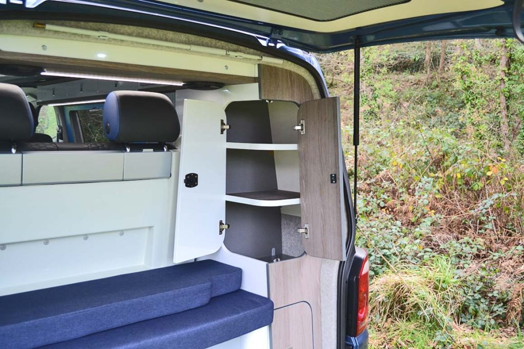 VW T6 Conversion For Sale 2018 Cornwall 6