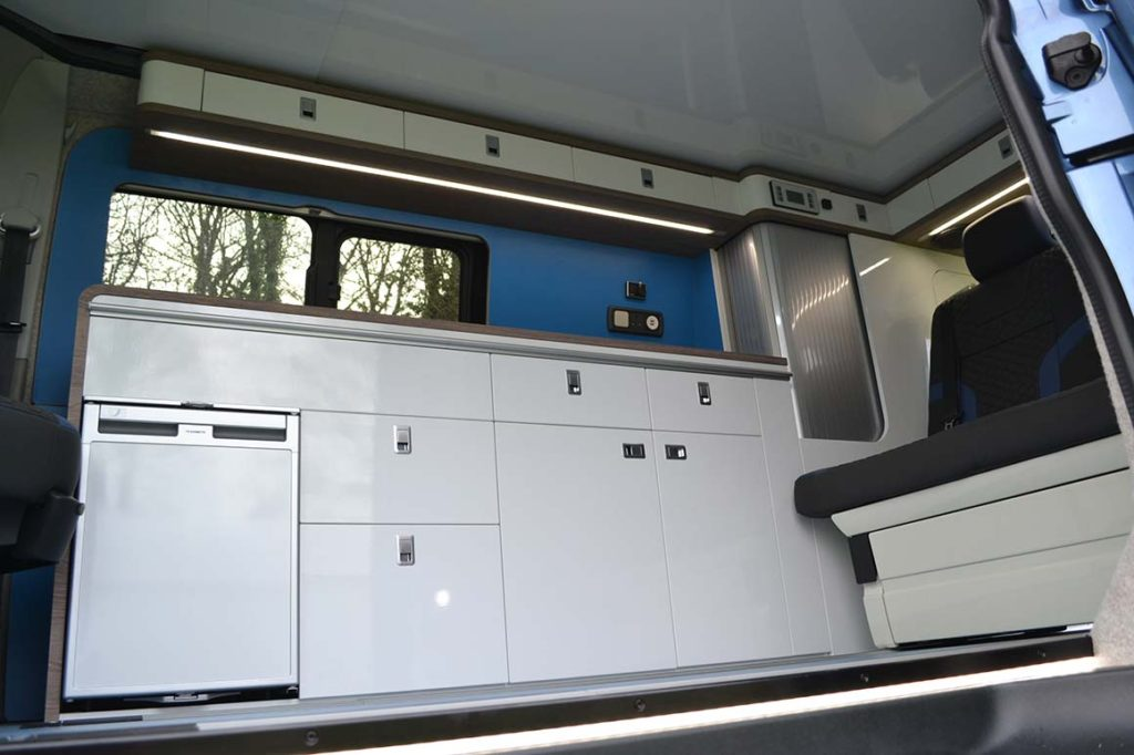 VW T6 Conversion For Sale 2018 Cornwall 7