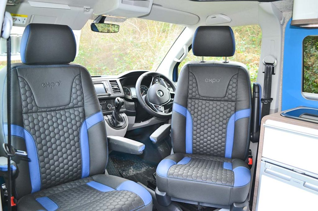 VW T6 Conversion For Sale 2018 Cornwall 9