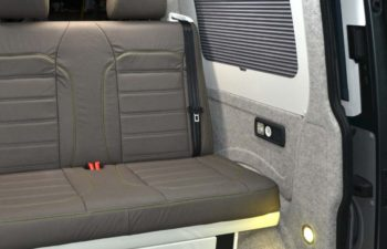 VW California Rail Bed with Leather