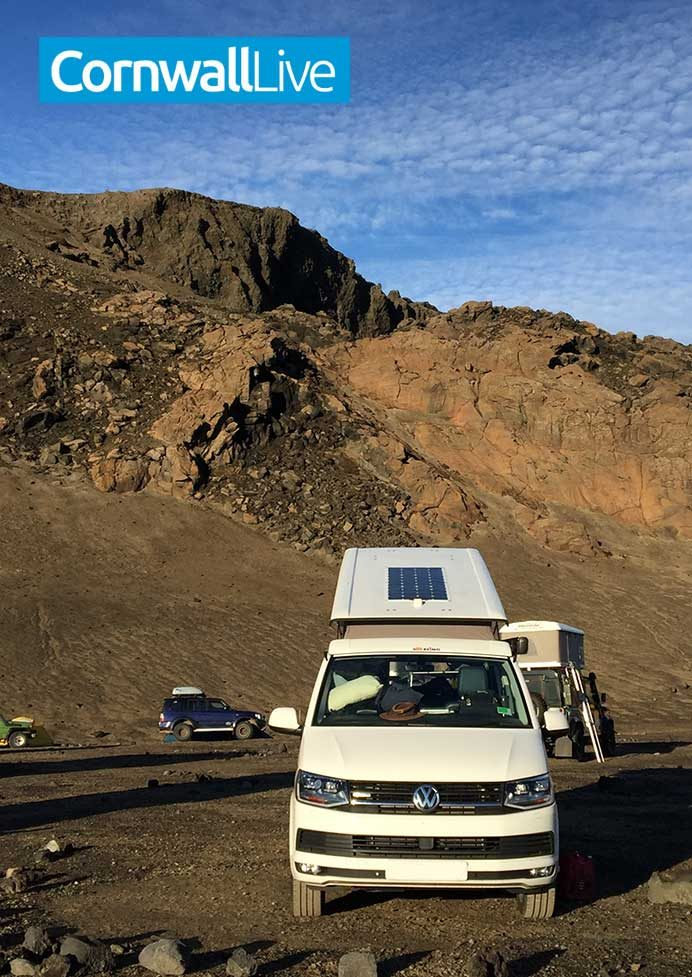 Ultimate VW Touring Campervan