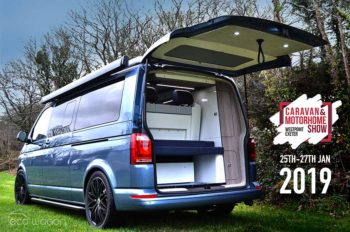 Westpoint Caravan and Motorhome Show January 2019
