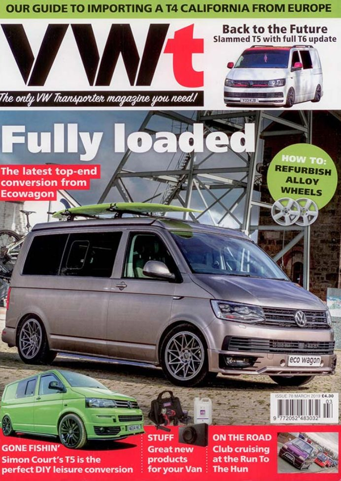 VWt March 2019 Ecowagon Expo