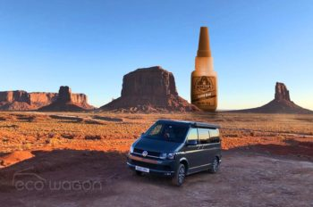 Eight month tour of the USA in a VW T6 conversion