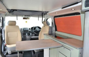VW Transporter Conversion UK
