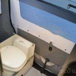 LWB VW T6 Conversion Toilet