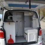 VW Switch Conversion Toilet Screen