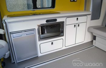 VW T6 LWB Conversion