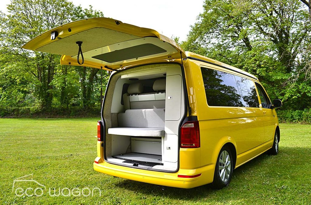 Custom Yellow Transporter