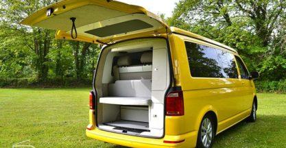 Custom Yellow Transporter