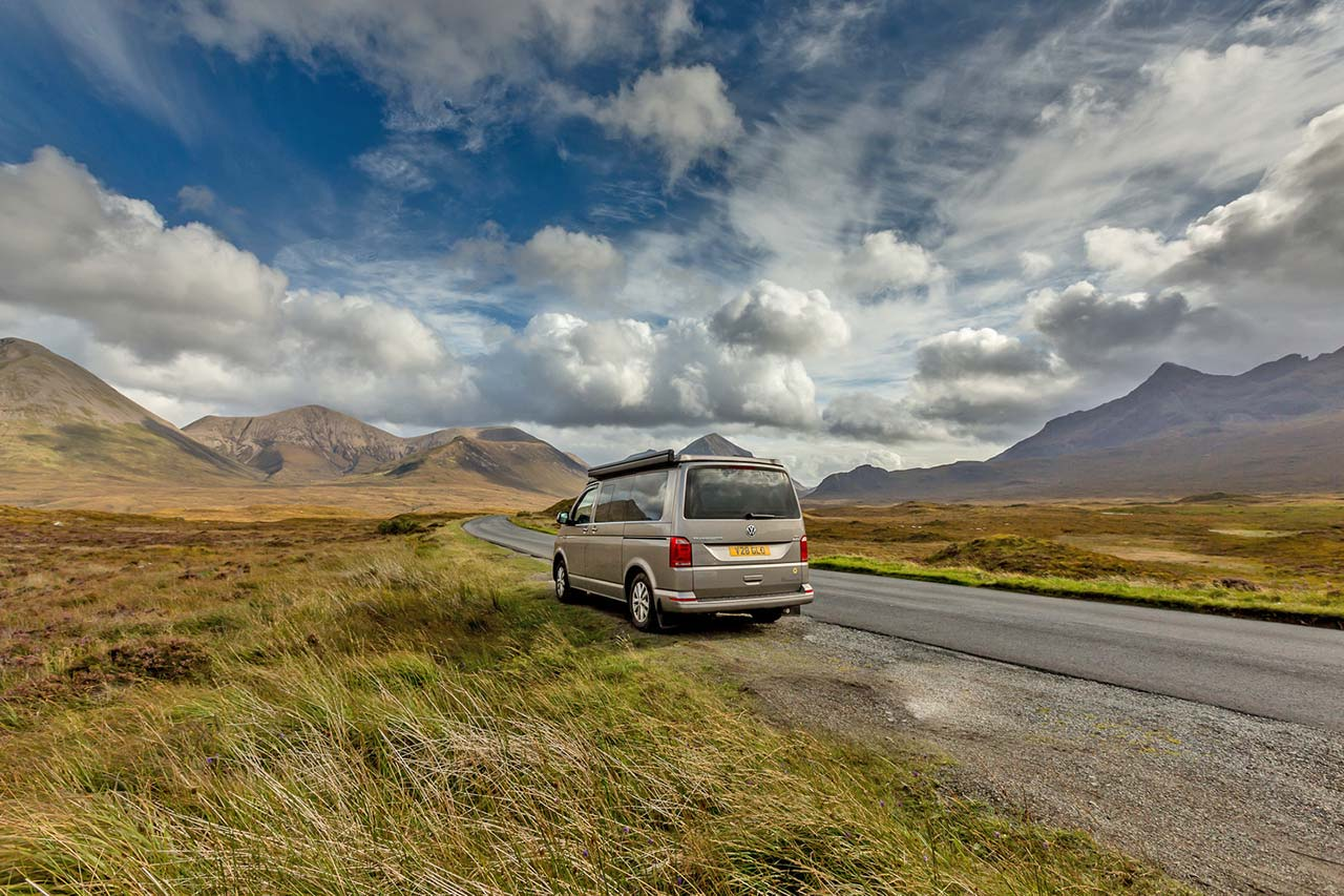 VW T6 Amazing Location