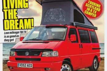 VWt Magazine August 2019 T4 Conversion