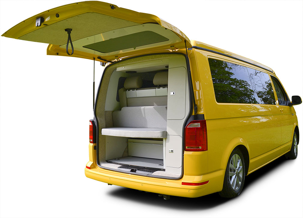 VW T6 Conversion Tailgate