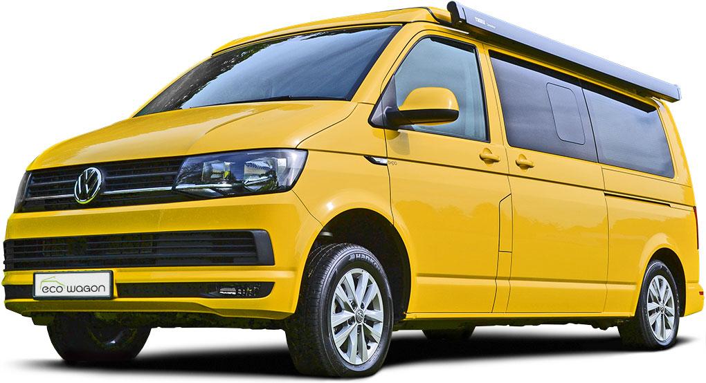 Ecowagon Expo VW T6 Conversion