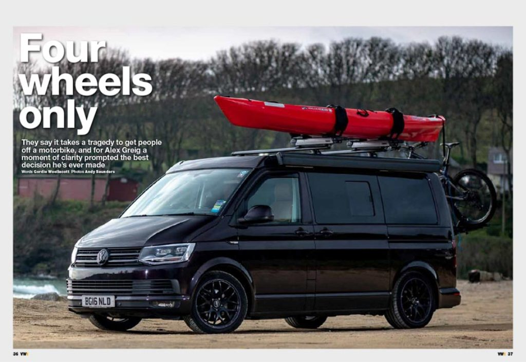 VWt December 2019 VW Transporter Conversion