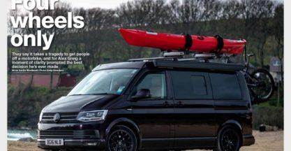 VWt December 2019 VW Transporter Conversion