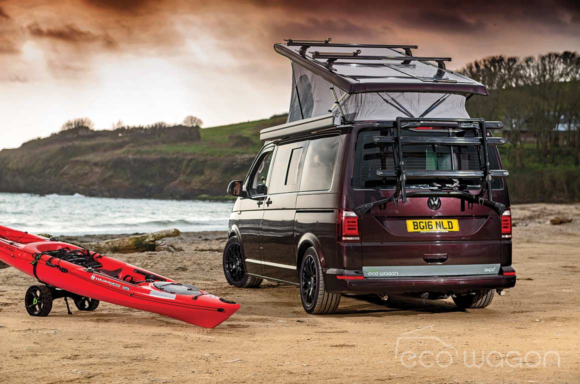 Dream VW T6 Conversion